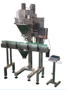 Auto Powder Filling Machine / Auger Powder Filler pictures & photos