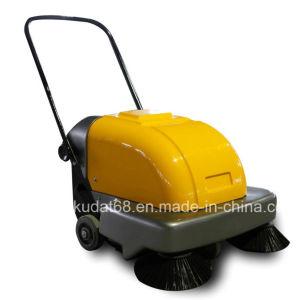 Walk Behind Ground Sweeper Electric Floor Cleaning Machine