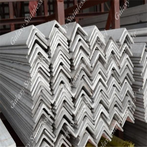 Acid Pickling Hot Rolled 316L Stainless Steel Angle Bar