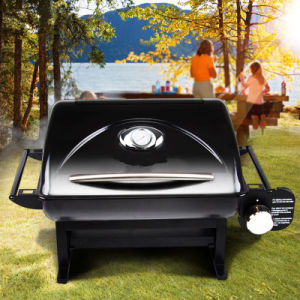 German Portable Outdoor Camping Folding Charcoal BBQ Grill pictures & photos