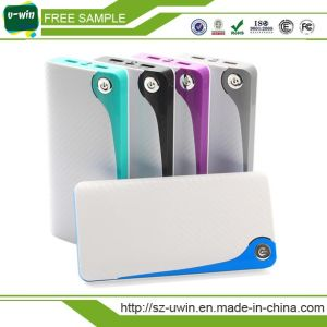20000mAh Power Bank with CE. RoHS, FCC Certificate