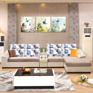 2016 Room Furniture Made in China Leather Sofa pictures & photos