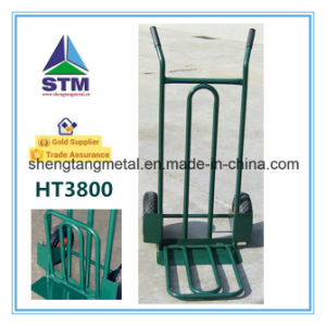 Folding Hand Trolley Manufacturer Construction Tools (HT3800)