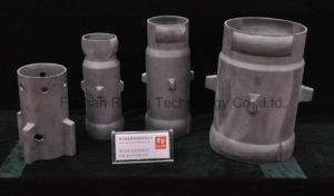 Refractory Silicon Carbide Radiation Pipes