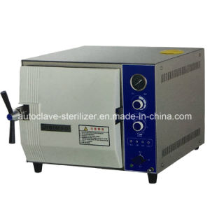 Sterilization Equipment Tabletop Autoclave for Medical Health