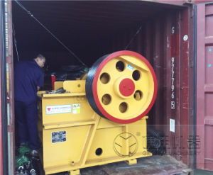 Stone Mini Rock Jaw Crusher Model PE250X400 Construction Equipment
