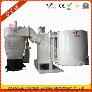 Middle Frequency Magnetron Sputtering Coating Machine for Jewelry pictures & photos