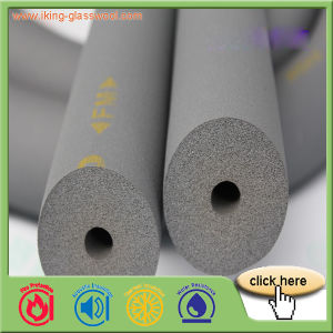 Waterproof Insulation Rubber Foam Tube pictures & photos