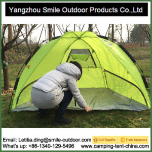 Sunshade Gazebo UV Proof Automatic Beach Easy up Tent pictures & photos