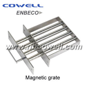Magnetic Rod and Frame for Injection Machine
