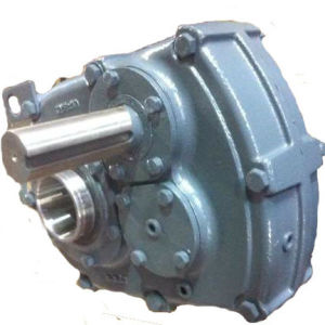 Cast Iron Gear Reducer TXT Shaft Mounted Reducer High Quality Gearbox pictures & photos