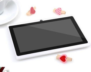 "Cheapest 7"" Tablet Q88 with A33 Qual Core, Dual Cameras, Tablet PC"