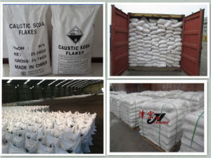 99% Alkali Caustic Soda Flakes pictures & photos