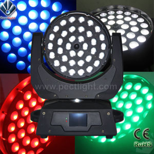 36X10W Zoom/Touchscreen LED Moving Head Light pictures & photos