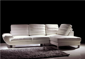 China Leather Sectional Genuine Leather Sofa For Furniture Sofa