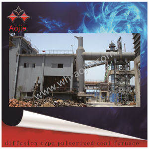 Chain Grate Coal Modificate to Pulverized Coal Furnace Project pictures & photos