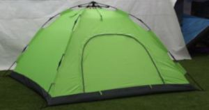Hiking 3-4 Person Lightweight Outdoor Family Camping Tent pictures & photos