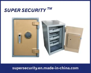 Solid Steel Safe with Drawer for Home Appliance and Office Supply (SJJ61) pictures & photos