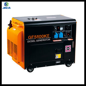 Changchai Small Power Portable Diesel Generator of Silent Type