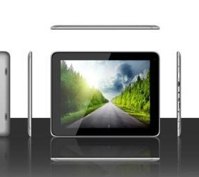 9.7inch Android Quad Fore Tablet Touch PC