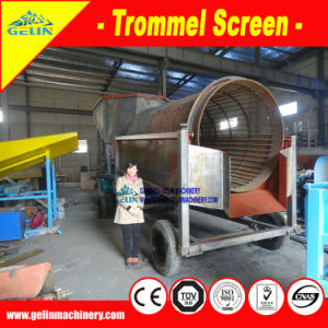 Small Gold Washing Trommel Screen Machine pictures & photos