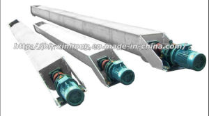 Screw Conveyor Used for Raw Material or Fishmeal Transportation