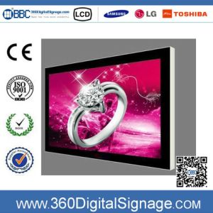 70′′ Super Large TFT LCD Advertising Display Screen with Samsung Panel