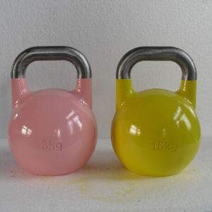 16kg Steel Competition Kettlebell pictures & photos