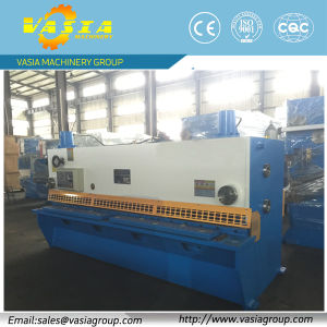 Plate Guillotine Machine for Shearing Metal Plate pictures & photos