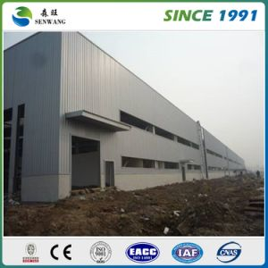 Steel Structure Building Warehouse Workshop Factory in China pictures & photos