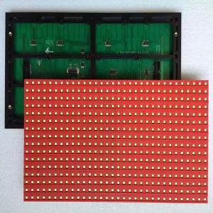Outdoor Full Color P10 SMD (2 Scan) LED Display Module pictures & photos