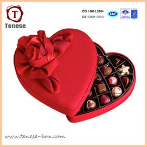 New Fashion Chocolate Cardboard Packaging Gift Box