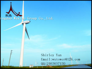 Wind Turbine Tower for Wind Power System pictures & photos