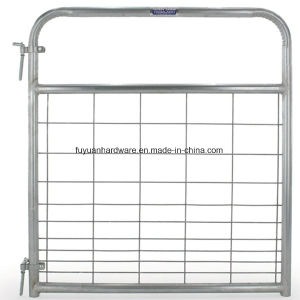 Galvanized Wire Mesh Brace Type Farm Gate pictures & photos