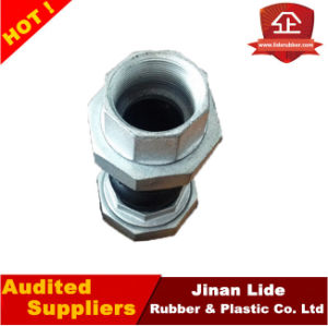 Screwed Double Sphere Flexible Rubber Expansion Joint