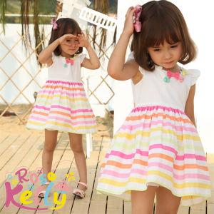 d54e14d62aca China Nice Baby Cotton Striped Girl Wear