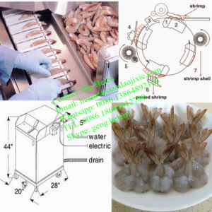 New Style Shrimp Peeling Machine for Hotel Restaurant pictures & photos