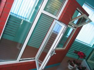 Aluminum Window and Door pictures & photos