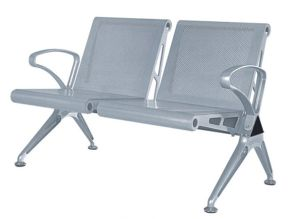 Modern Design Public Waiting Chair for 2 Persons (YA-62) pictures & photos