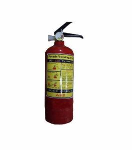 Abc Dry Powder Fire Extinguisher (BA020135)