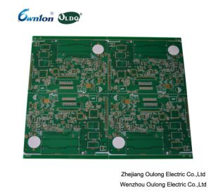 2 Layer Immersion Gold PCB with BGA (OWNLONG/OLDQ) pictures & photos