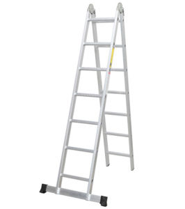 Trustworthy Aluminum Ladder Multifunction Ladder (XP-207)