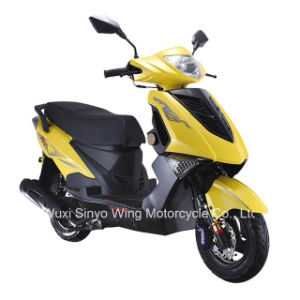 Wholesale Adult Hot Design 125cc Scooter pictures & photos
