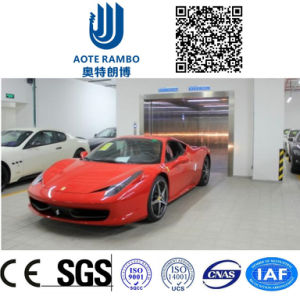 High Quality Large Capacity Car Lift Motor Vehicle Elevator
