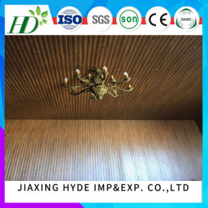 25cm Width Waterproof Groove PVC Panel Ceiling Panel Wall Panel for Interior Deocration pictures & photos