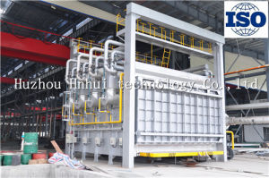 1200º C High Degree Mini Gas Quenching Furnace for Stainless Steel