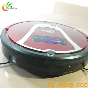 2017 Best Seller European Robot Vacuum Cleaner for House Cleaning Work, Automatic Cleaner pictures & photos