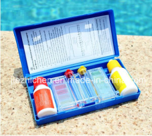 China Swimming Pool Chlorine And Ph Test Kit Residential Basic Oto Test Kit China Pool Test