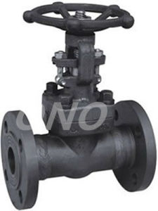 Forged Steel Flanged End Gate Valve pictures & photos