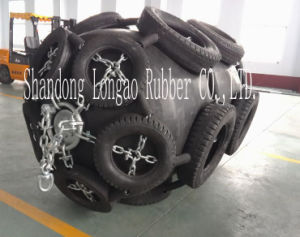 Pneumatic Rubber Fender Used for Ship and Ship or Ship and Dock
